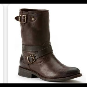 Frye Jayden Cross Engineer Boot
